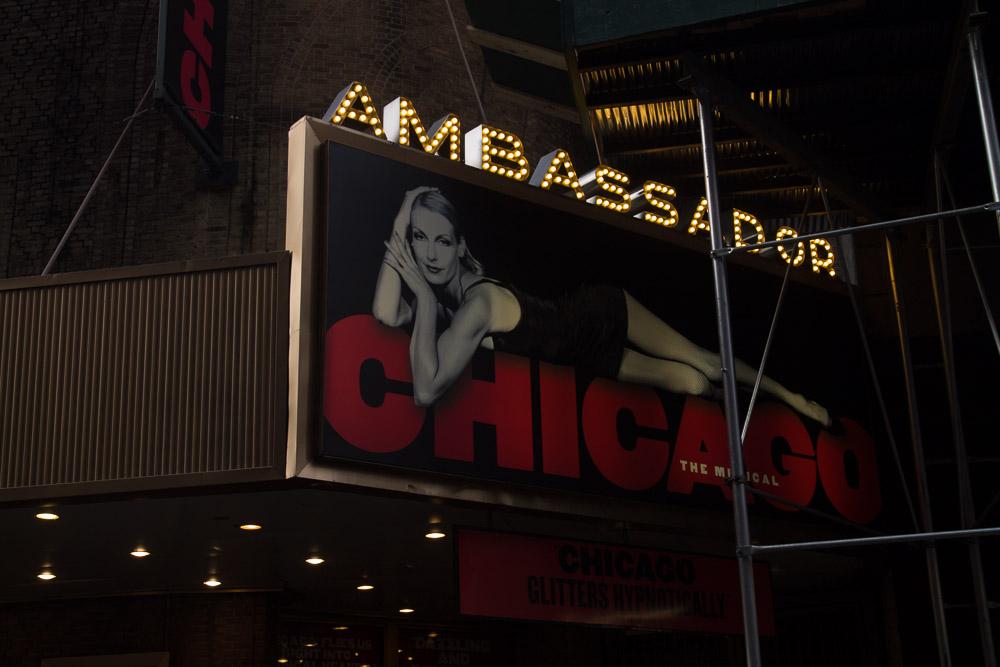 Divadlo Ambassador – Chicago